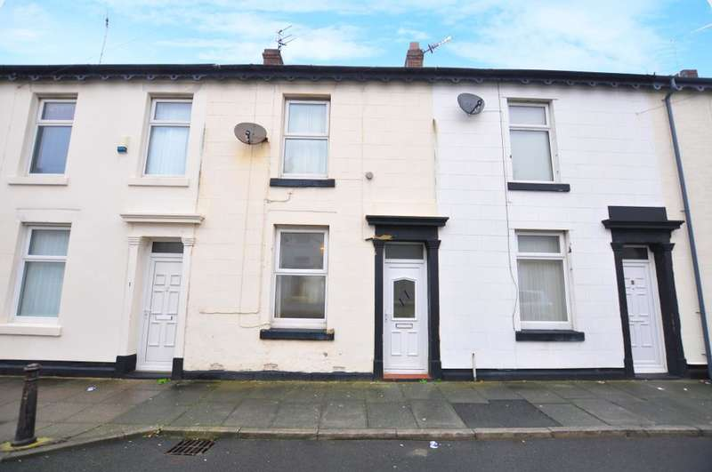 2 Bedrooms Terraced House for sale in Grafton Street, Blackpool, Lancashire, FY1 3RE