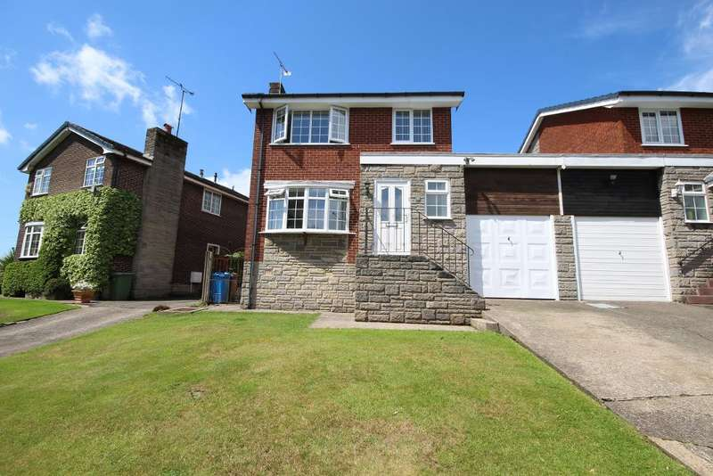 3 Bedrooms Detached House for sale in Scale Hall Lane, Newton, Preston, Lancashire, PR4 3TL