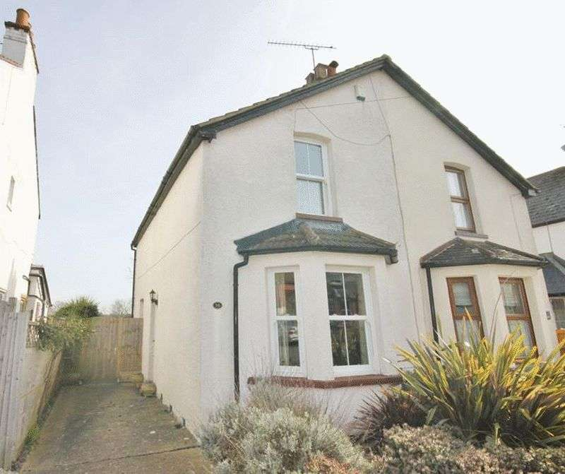 2 Bedrooms Semi Detached House for sale in Elm Road, Warlingham
