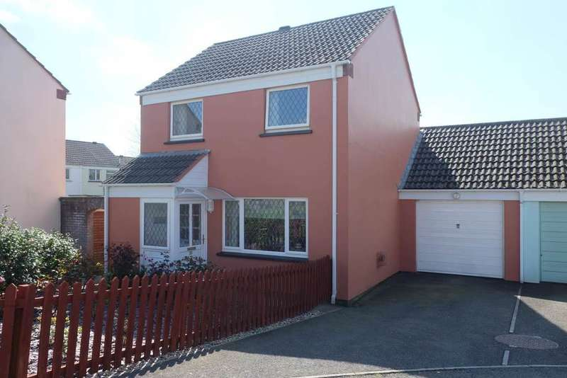3 Bedrooms Link Detached House for sale in Woolbarn Lawn, Barnstaple