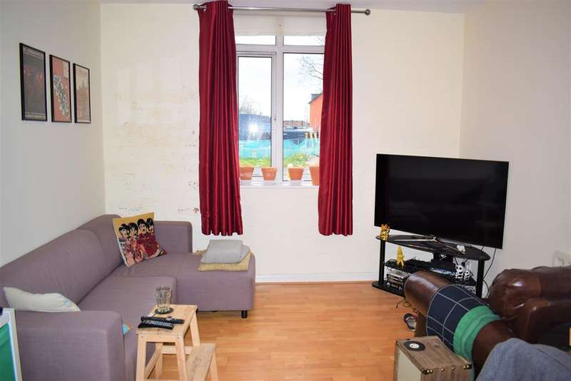 1 Bedroom Apartment Flat for sale in 384 Chester Road, Manchester, M16 9YD