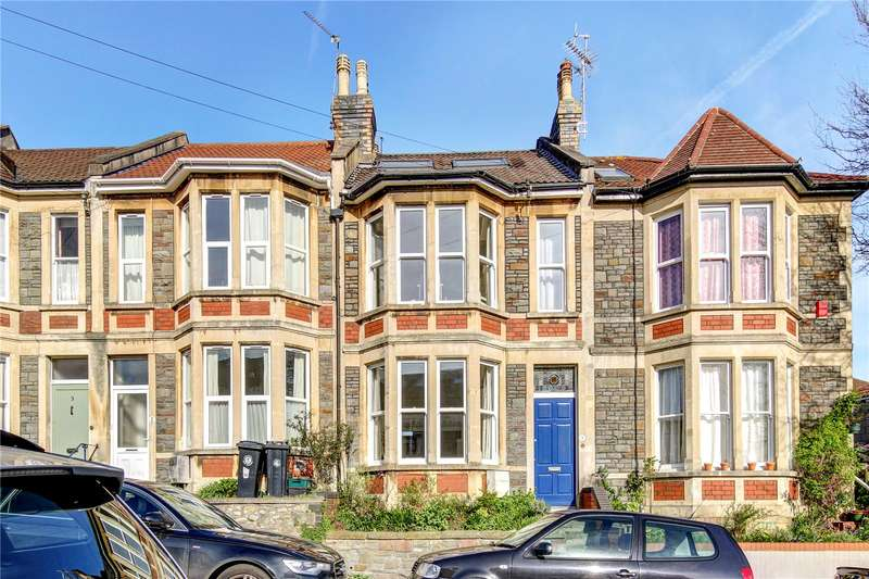 4 Bedrooms Terraced House for sale in Palmerston Road, Westbury Park, Bristol, BS6
