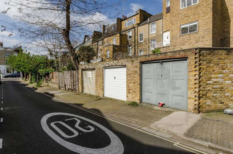 Garages Garage / Parking for sale in Dan Leno Walk, Fulham Broadway, SW6