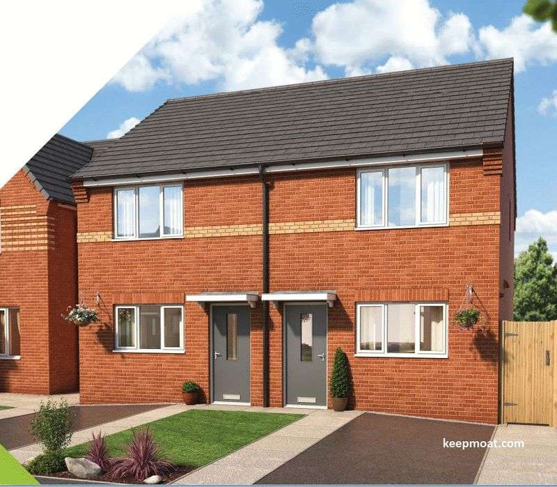 2 Bedrooms Semi Detached House for sale in Rowan Tree Road, Oldham