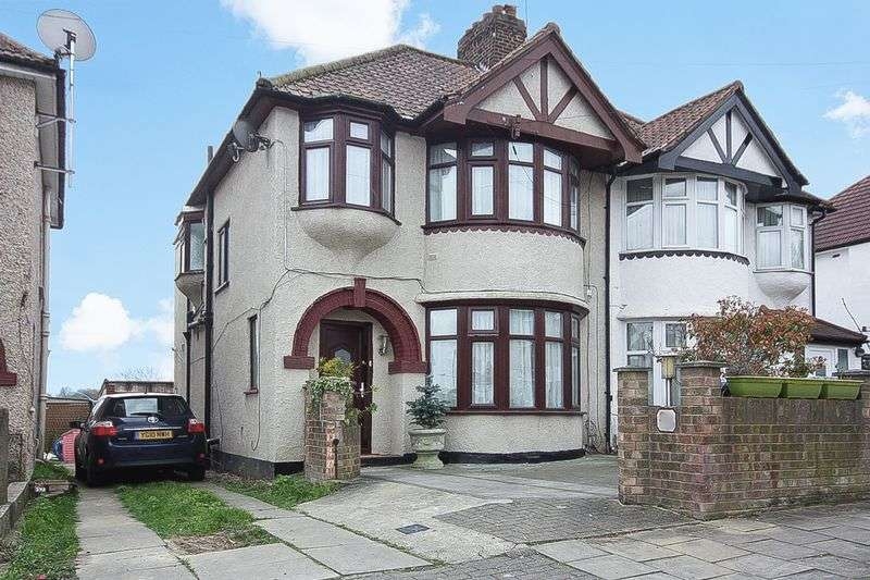 4 Bedrooms Semi Detached House for sale in Chestnut Grove, Wembley