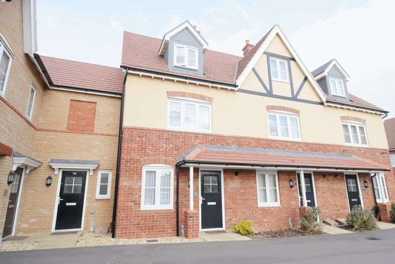 4 Bedrooms Terraced House for sale in Hilton Close, Bedford