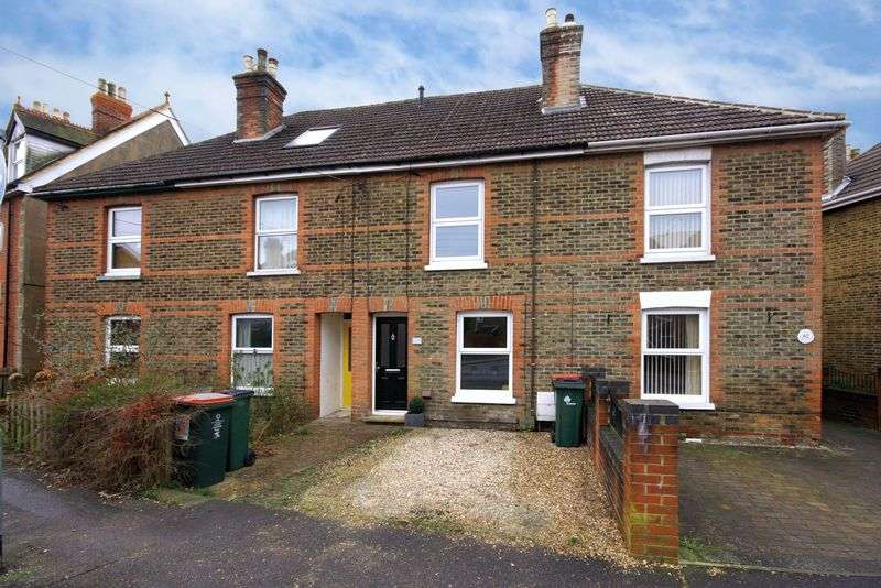 2 Bedrooms Terraced House for sale in Hazelwick Road, Crawley