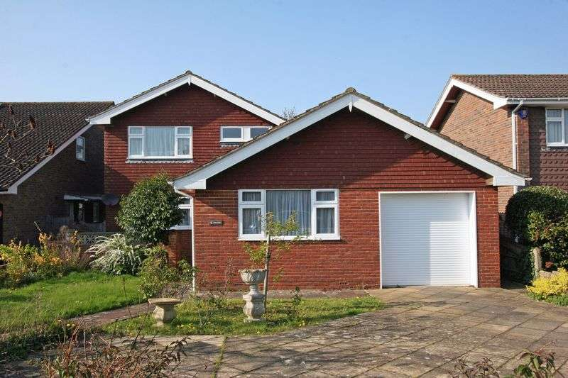 3 Bedrooms Detached House for sale in Squire Way, Henfield