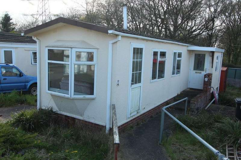 2 Bedrooms Park Home Mobile Home for sale in Ideal Park Homes, Bishopstoke Lane, Brambridge SO50