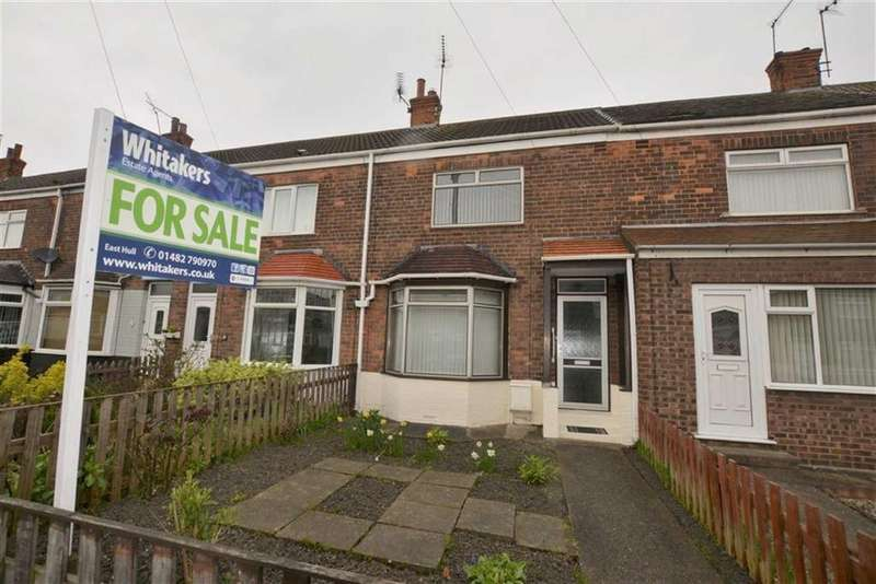 2 Bedrooms Terraced House for sale in Mayville Avenue, Hull, East Yorkshire, HU8