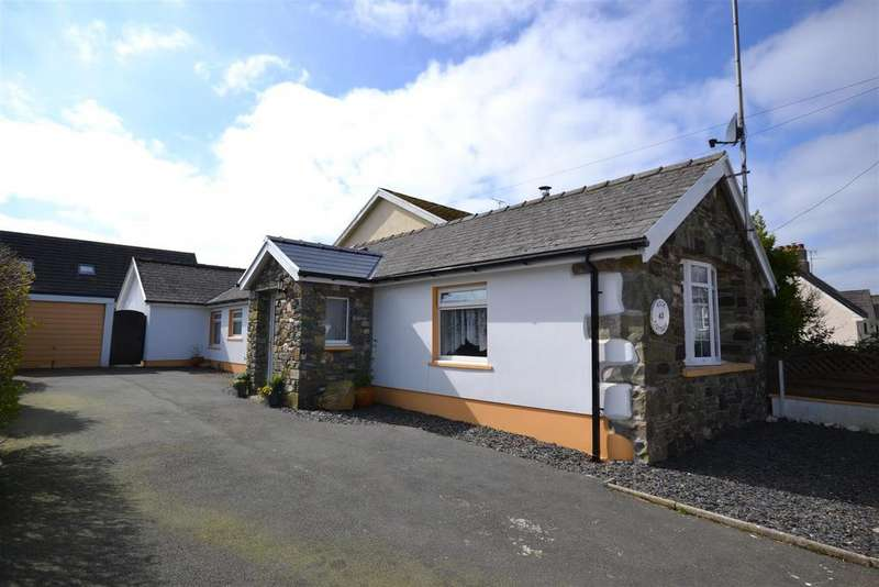3 Bedrooms Detached Bungalow for sale in Letterston