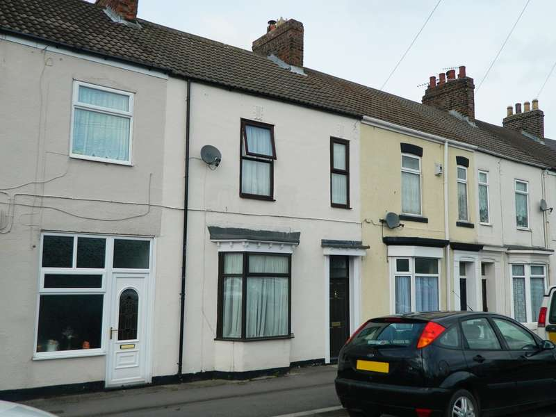3 Bedrooms Town House for sale in Fountain Street, Guisborough