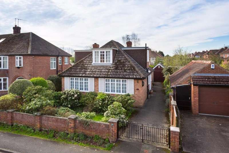 4 Bedrooms Detached House for sale in Newlands Drive, York