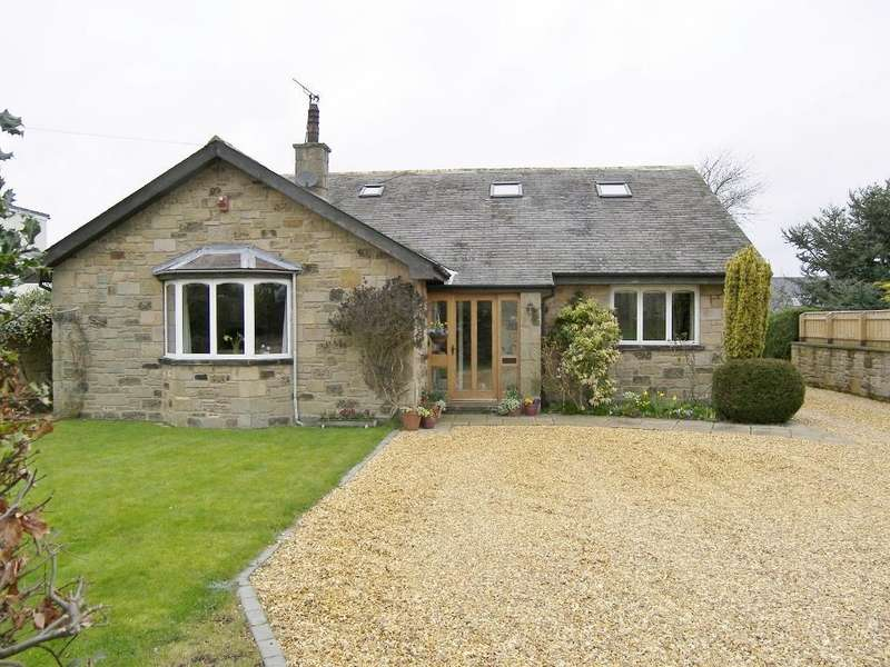3 Bedrooms Detached Bungalow for sale in Longhorsley