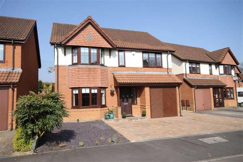 4 Bedrooms Detached House for sale in Hazel Grove, Caerphilly, CF83
