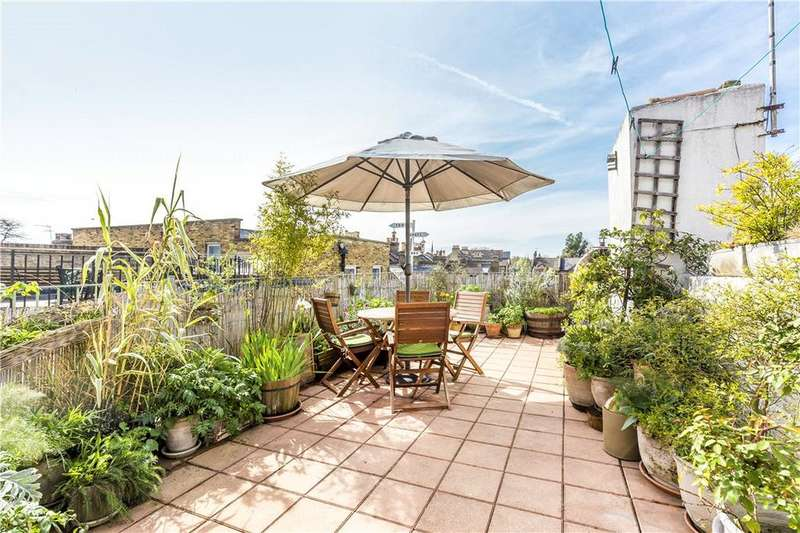 3 Bedrooms Maisonette Flat for sale in Lordship Lane, East Dulwich, London, SE22