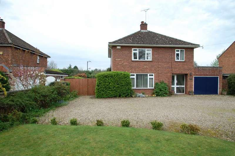 5 Bedrooms Detached House for sale in Norwich Road, Wroxham
