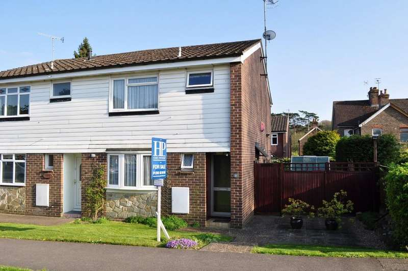 3 Bedrooms Semi Detached House for sale in Cotswold Close, West Green