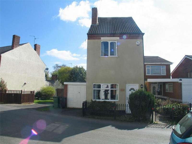 2 Bedrooms Detached House for sale in Evers Street, Quarry Bank, BRIERLEY HILL, West Midlands