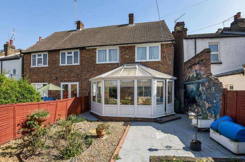 3 Bedrooms End Of Terrace House for sale in Vanbrugh Hill Greenwich SE10