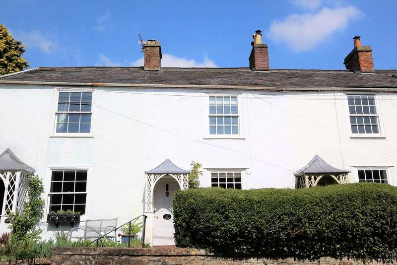 2 Bedrooms Terraced House for sale in High Street, Chew Magna