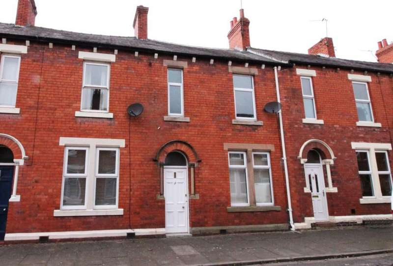 3 Bedrooms Terraced House for sale in Clifton Street, Carlisle