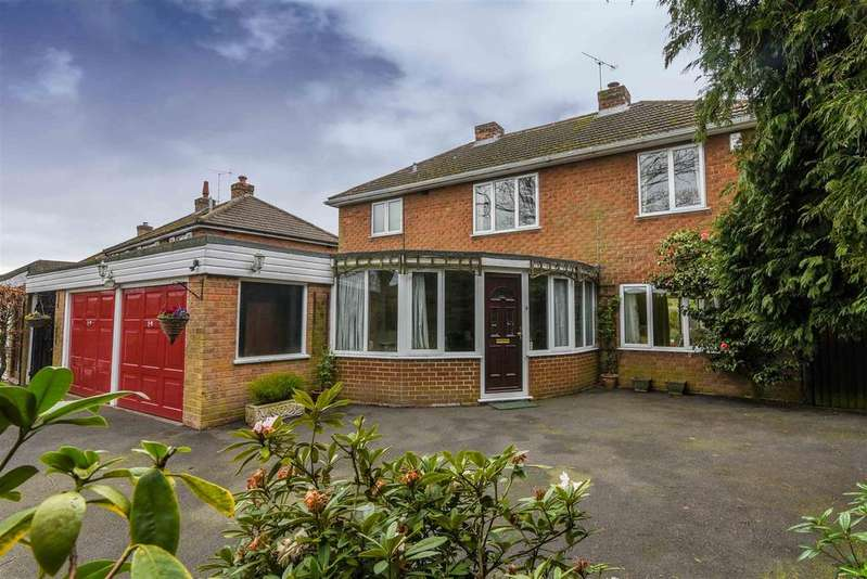 4 Bedrooms House for sale in Broad Lane, Tanworth-In-Arden, Solihull