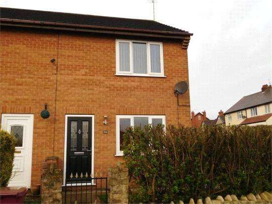 3 Bedrooms Semi Detached House for sale in Franklin Avenue, Whitwell, Worksop, Nottinghamshire, S80