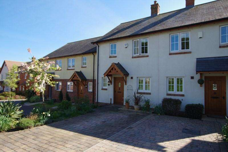 2 Bedrooms Semi Detached House for sale in Great Park Close, Bishopsteignton, Teignmouth