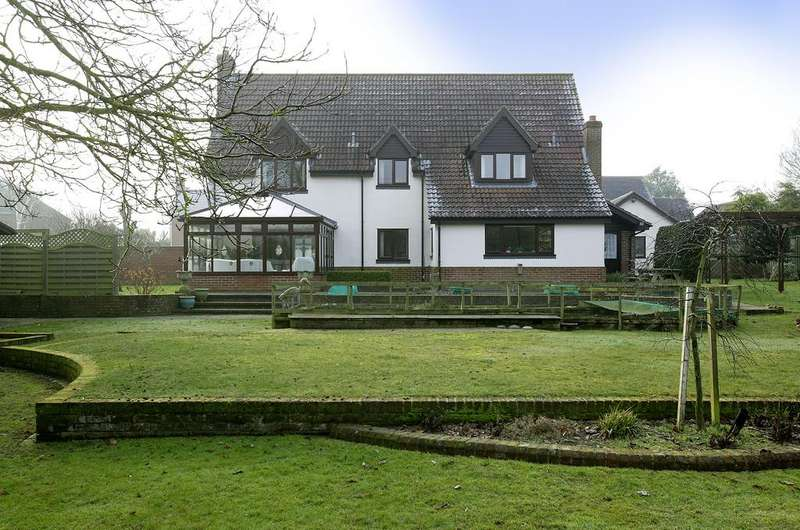 4 Bedrooms Detached House for sale in Rows Meadow, Hempnall