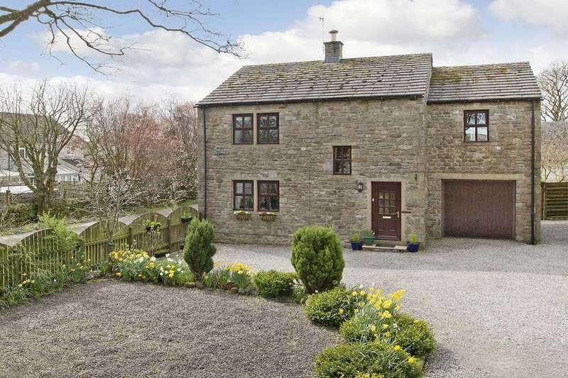 4 Bedrooms Detached House for sale in Wildwood, Threshfield