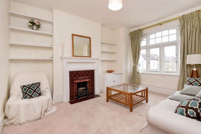 3 Bedrooms Flat for sale in Dornton Road, Balham, SW12