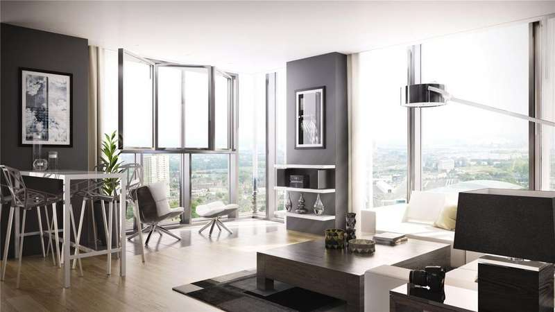 1 Bedroom Flat for sale in Stratosphere, Station Street, London, E15