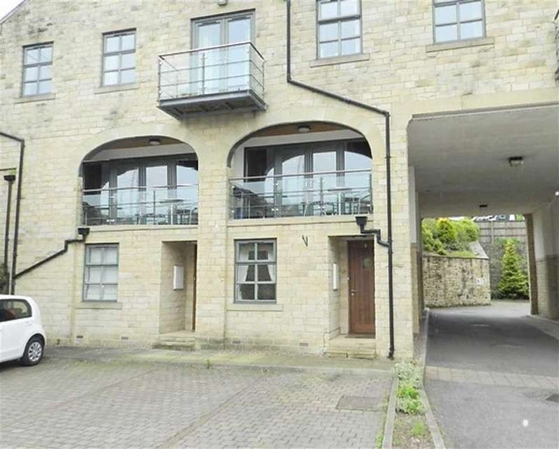 1 Bedroom Duplex Flat for sale in Lee Mills, Scholes, Holmfirth, HD9