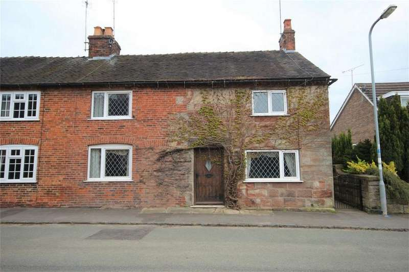 4 Bedrooms Cottage House for sale in Dove Street, Ellastone, Ashbourne, Staffordshire
