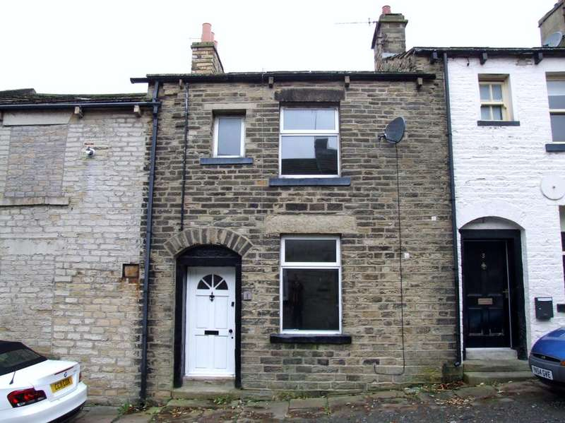 2 Bedrooms Cottage House for sale in 1 King Street, Skipton, BD23 1HD