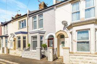 3 Bedrooms Terraced House for sale in Windsor Road, Gillingham, Kent