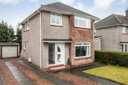 3 Bedrooms Detached House for sale in Merkland Drive, Kirkintilloch, Glasgow, East Dunbartonshire