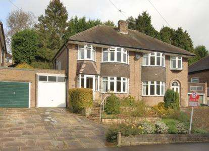 3 Bedrooms Semi Detached House for sale in Tetney Road, Ranmoor, Sheffield, South Yorkshire