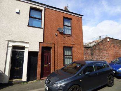 3 Bedrooms End Of Terrace House for sale in Clitheroe Street, Preston, Lancashire, PR1