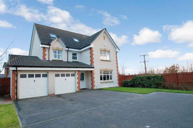6 Bedrooms Detached House for sale in Glen Shee Court, Carluke