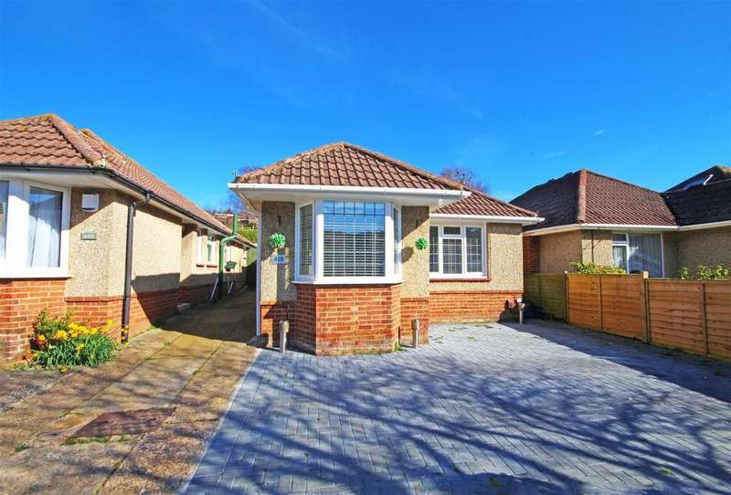 3 Bedrooms Detached Bungalow for sale in Mile Oak Road, Mile Oak, Brighton