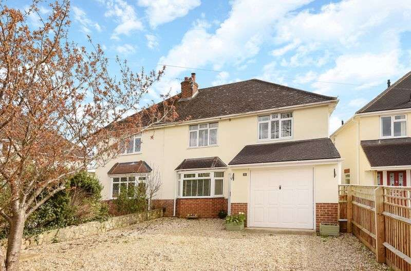 4 Bedrooms Semi Detached House for sale in Evelin Road, Abingdon