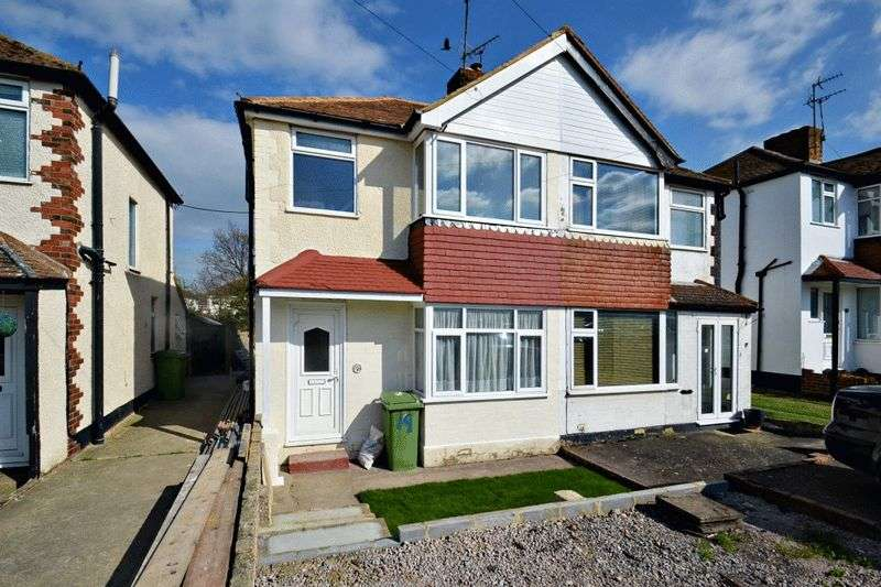 3 Bedrooms Semi Detached House for sale in Marian Avenue, Minster
