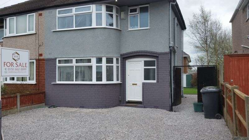 3 Bedrooms Property for sale in Winchester Avenue, Liverpool