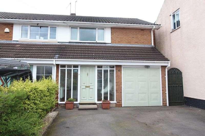 3 Bedrooms Semi Detached House for sale in WORDSLEY, Queen Street
