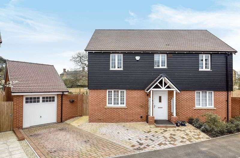 4 Bedrooms Detached House for sale in Storksbill Lane, Southmoor