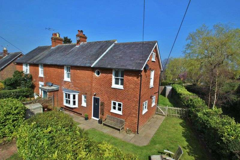 4 Bedrooms Semi Detached House for sale in Turners Green, Wadhurst