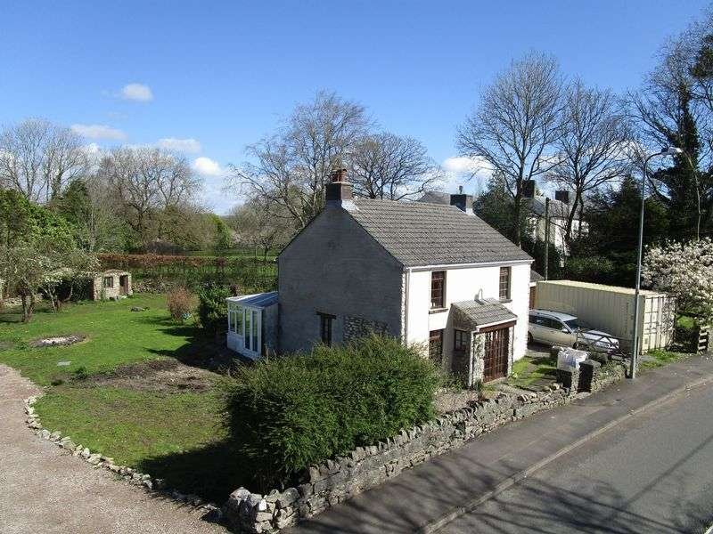 4 Bedrooms Detached House for sale in The Grove, Corntown, Vale of Glamorgan