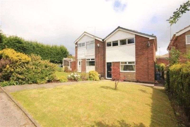 3 Bedrooms Semi Detached House for sale in Cottage Walk, Rochdale